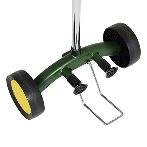 Azuma Plant Pot Mover Trolley With Wheels Outdoor